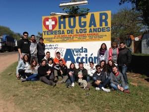 Voluntarios de Ayuda en accion
